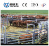 China Heavy Duty Iron Pipe Fence for Horse/Cattle with Hot Dipped Galvanized