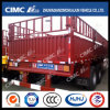 Cimc Huajun One Group Stake Semi Trailer