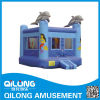 Ocean Theme Kids Inflatable Castle (QL-D094)