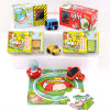 Puzzle Tracking Wind up Car Toys