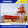 Truseen High Quality Construction Machine Mini Concrete Mixing Plant for Sale