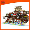 Hot Sale Pirate Ship Kids Indoor Tunnel Playground