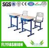 Modern School Furniture Desk and Plastic Chair (SF-29S)
