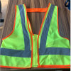 LED Safety Vest Yellow with Mobile Power Safety Reflective Vests with Flashing LEDs