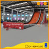 Best Quality 2 in 1 Water Long Slide Inflatable Giant Water Slide (AQ10128)
