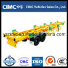 Cimc 2 Axles 65 Ton Skeletal Container Port Trailer