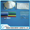 Metal and Plastic Double Wire Nose Bridge for Folding Mask
