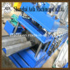 Galvanized Steel W Beam Profile Highway Guardrail Roll Forming Machine
