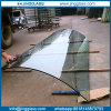 Hot Bent Glass for Curtain Wall Interior Glass Wall