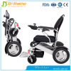 Foldable Wheelchair with Lithium Battery for 180kgs