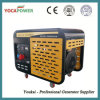 10kw Portable Generator Diesel Air-Cooled Engine Mobile Generator