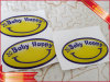 3D PVC Epoxy Sticker Label Vinly Clear Sticker