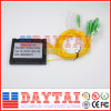 Single Mode Fiber Optical ABS Box Type 1X8 Coupler