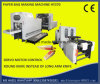 2-4 Colors in Line V Bottm Paper Bag Making Machine V Bottom and Sharp Bottom
