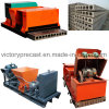 New Construction Equipment Prestressed Concrete Hollow Core Slab Forming Machine
