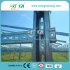 Hot Dipped Galvanized C Type Steel Solar Ground Mounting System