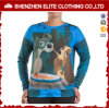 Wholesale Crewneck Custom Printed 3D Sublimation Jumpers Clothing Men (ELTSTJ-359)