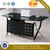 Discounted Office Desk Glass Fashion Office Furniture (NS-GD072)