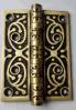 2016 New Style Luxury Brass Hinge (7015)