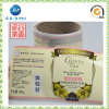 Mirror Coated Sticker Label Vinyl Roll or Sheet Adhesive Sticker (jp-s162)