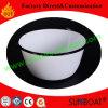 15*10*8cm Dimension White Enamel Bowl
