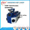 80W Portable Cheap Laser Welding Machine for Jewelry