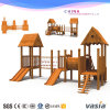 Fun Wooden Outdoor Playground for Sale by Vasia Vs2-6110A