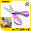 Professional Pinking Shears with Comfort Grip Handled for Fabric Crafts Dressmaking Zig Zag Cut Sewing Scissors