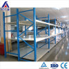 3 Upright Frame Powder Coating Metal Adjustable Shelving