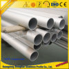 6063 T5 Aluminium Extrusion Profile Round Pipe with Customized Surface