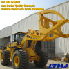 Big Log Charger 12 Ton Wheel Log Loader Price List