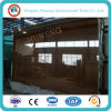 5.5mm Euro Bronze Reflective Glass for Construction