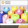 Sakura Oeko-Tex Reasonable Price 100% Core Spun Polyester Sewing Thread