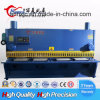 QC11k 12mm 8000mm CNC Automatic Carbon Steel Aluminum Guillotine Hydraulic Shearing Machine