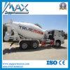 China Sinotruk Brand 6X4 8L HOWO Concrete Mixer Truck