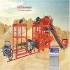 Semi-Automatic Clay Block Forming Machine/OEM Qt 4-25 Cement Block Machine, Cement Hollow Brick Making machine