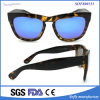 New Classic Vintage Retro Style Design Unisex Leopard Polarized Sunglasses