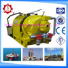API Approved 10t Cable Winch for Heavy Duty Pulling and Drafting Drilling Platform with Air Brake (JQHS100*20)