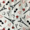 2017winter Fabric 100% Cotton Twill Flannel Printed Fabric for Ladies and Men′s Pajamas and Sleepwear