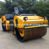 Dual Drive Compactor for Road Building