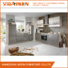 Light Color Kitchen Furniture Lacquer Apartment Project Kitchen Cabinet