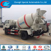Foton 4X2 Volume 5cbm Concrete Mixer Trucks for Sale