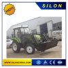 25HP 4WD Mini Tractor with Front End Loader and Backhoe