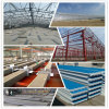 Full Set Prebab Steel Structure Poultry Farm House for Broiler