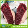 Wholesale Cotton Offset Printing Wuzhi Non Slip Yoga Socks