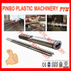 PE Plastic Parallel Twin Screw Barrel