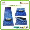 Organic Natural Rubber Printed Yoga Mat, Anti-Slip Sports Mat