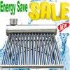 Calentadores Solares De Agua Evacuated Tube, Low Pressure Vacuum Tube Solar Water Heatertubos De Evacuacion PARA Calentador Solar