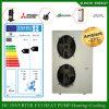 Amb. -25c Winter Floor Home Heating System 12kw/19kw/35kw R407c 55c Hot Water Monobloc Auto-Defrost Evi Low Temp. Heat Pump