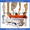 Professional CNC Wood Router for 3D Furniture Sculpture Statue (JCW1325R-8H)